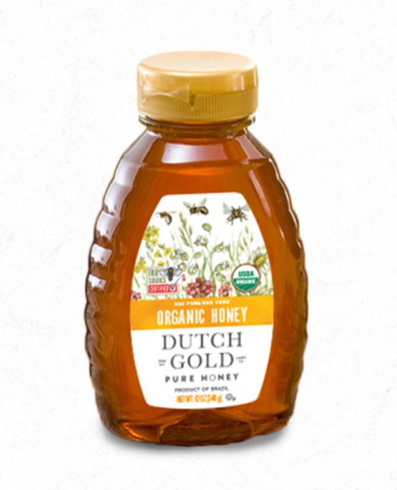 Organic Honey 12oz