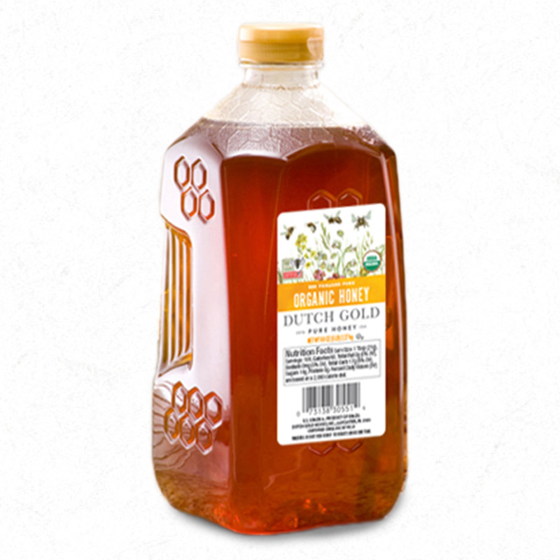 Organic Honey 5 lb