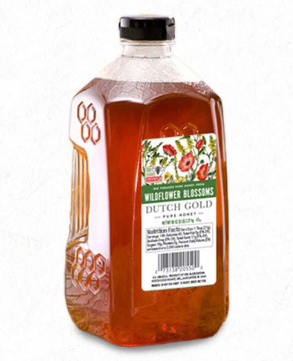 Wildflower Honey 5lb