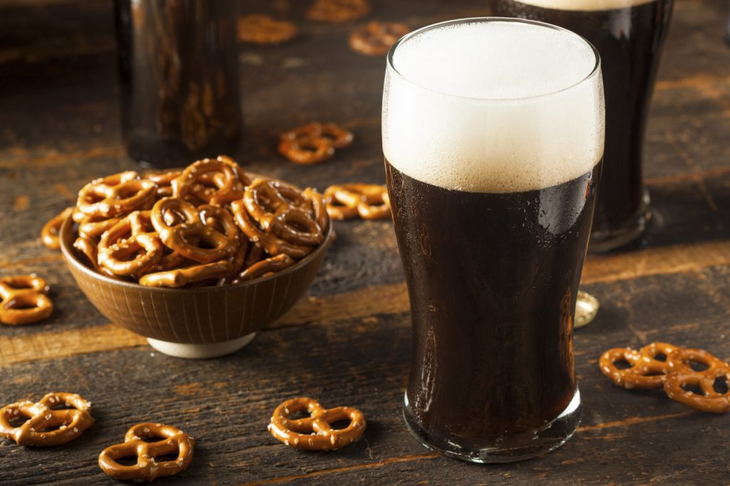 Buckwheat Honey Oatmeal Stout